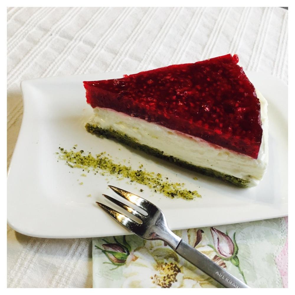 szelet torta
