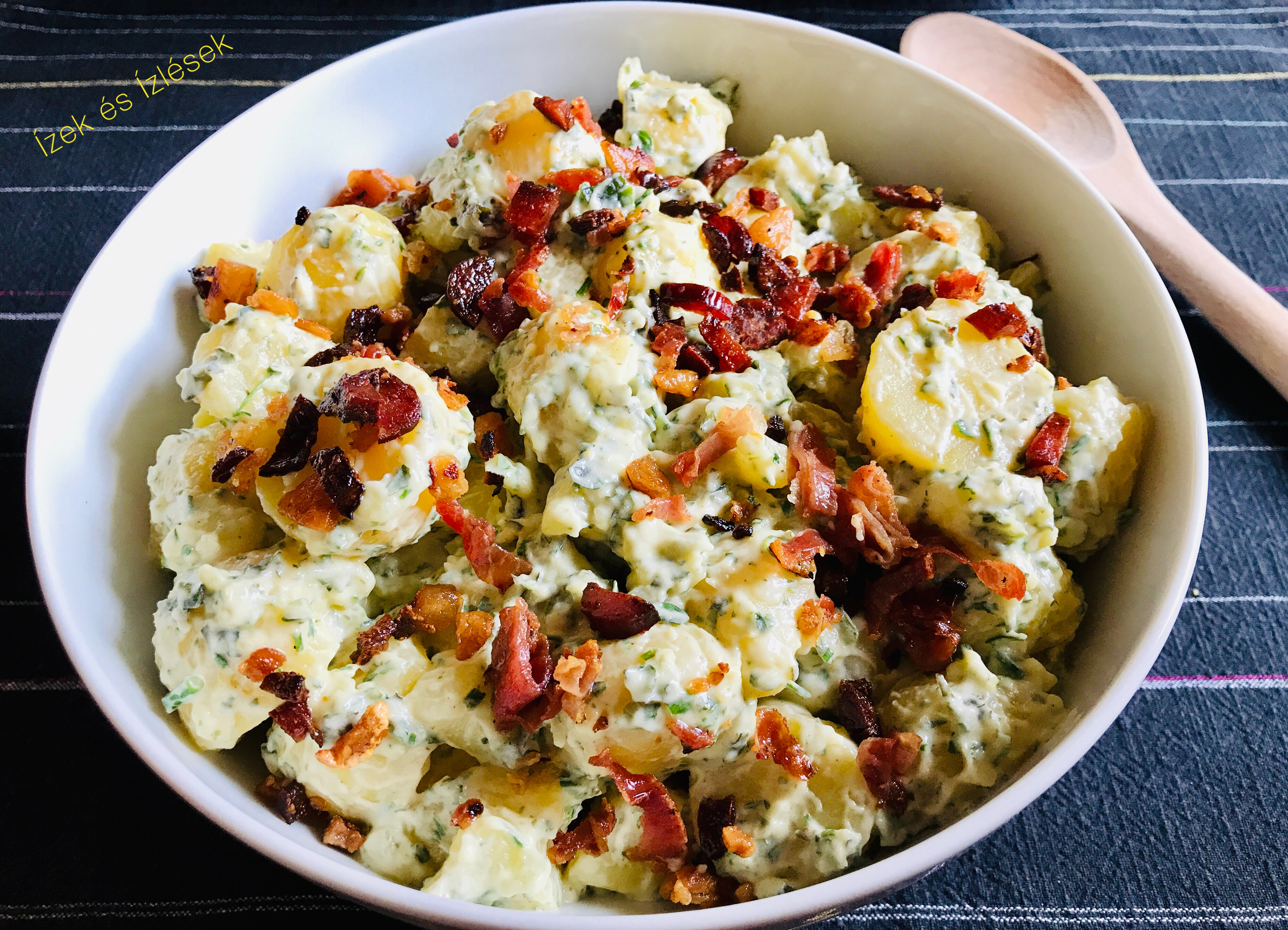 krumplisali